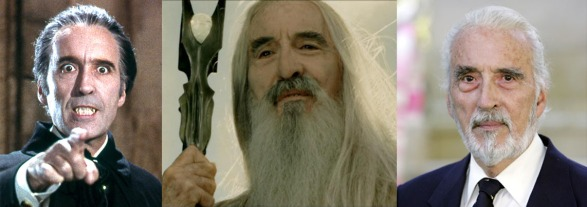 Christopher Lee R.I.P.